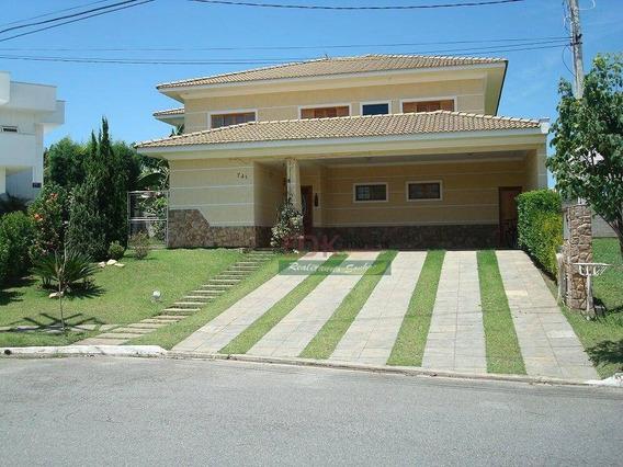 Sobrado Com 4 Dormitórios À Venda, 430 M² Por R$ 2.000.000,00 - Jardim Das Nações - Taubaté/sp - So0549