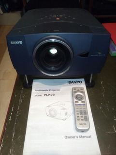 Proyector Profesional Hd Sanyo Plv 70