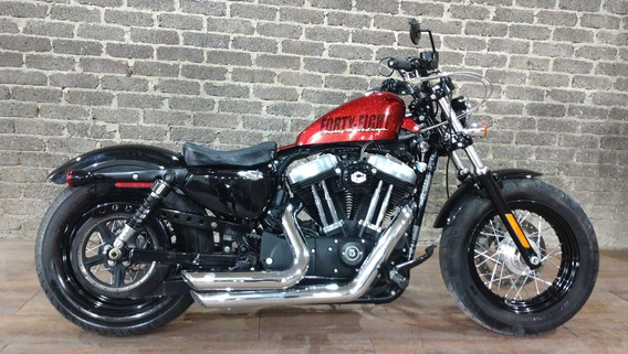 Harley Davidson Sportster 1200 Forty Eight 2014 Hard Candy