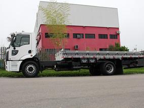 Cargo 1519 2013/13 27.000km Com Carroceria