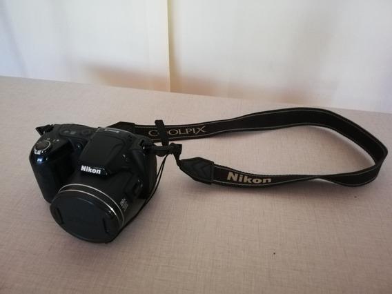 Camara Digital Nikon Coolpix L810 Semi Reflex/grava En Hd!