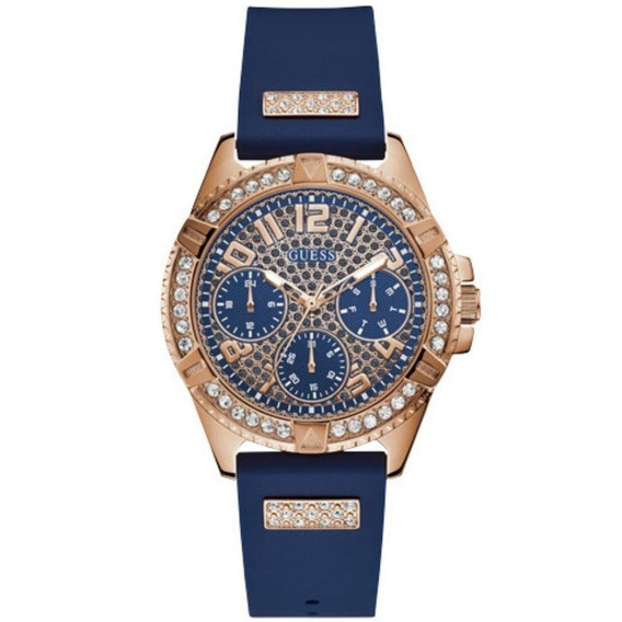 Relógio Feminino Guess Azul 92710lpgsru5