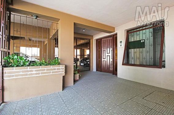 Cobertura Duplex Para Venda Em Canoas, Nossa Senhora Das Graças, 3 Dormitórios, 1 Banheiro, 1 Vaga - Cva058