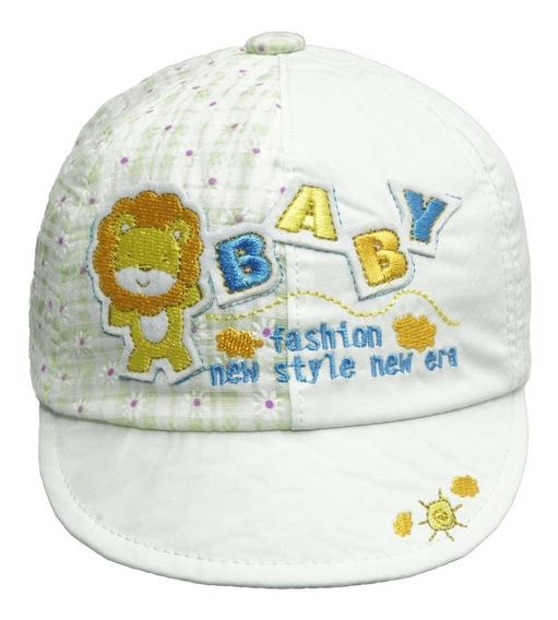 Gorra De Algodón Para Bebé Gorro De Niño Sombrero Gn 131-007