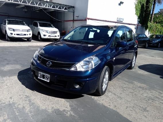 Nissan Tiida 2013 1.8 Visia 5 P