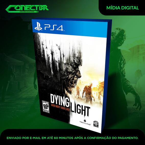 Dying Light Ps4 Psn Jogo Digital Envio Imediato Pt-br