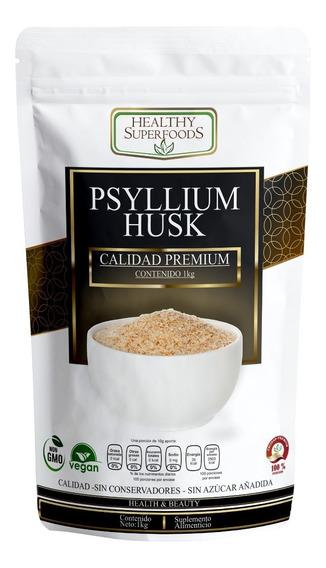 Psyllium Plantago Husk Premium 1 Kg