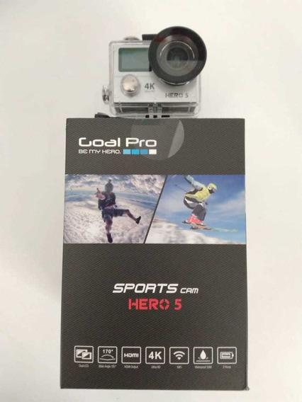 Câmera Goal Pro Hero Modelo 5 Sport 4k - Wi-fi