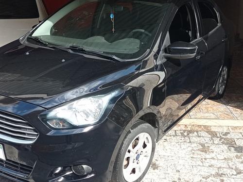 Imagem 1 de 10 de Ford Ka 2015 1.5 Se Flex 5p