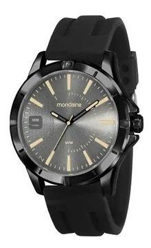 Relógio Mondaine Masculino Preto 99405gpmvpi1