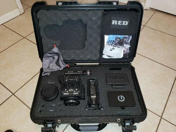 Red Digital Cinema Raven Brain 4.5k Dragon Sensor Ef Kit