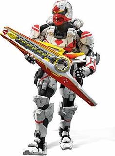 Mega Construx Halo Heroes Soldado Espartano (cara De Perro)