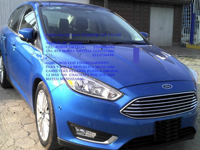 Ford Focus 2.0 Titanium 2015 4 Cil Automatico Eng $