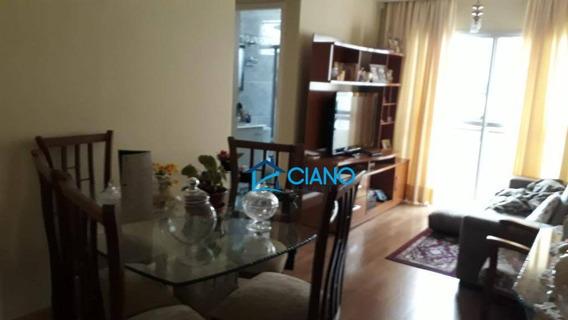 Apartamento Com 2 Dormitórios À Venda, 66 M² Por R$ 375.000 - Alto Da Mooca - São Paulo/sp - Ap0886