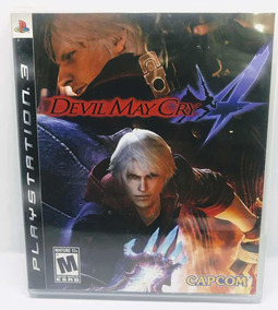 Devil May Cry 4 Ps3 Alemão Games