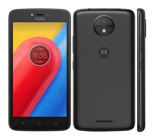 Celular Liberado Motorola Moto C Xt1756 8gb Usado Negro