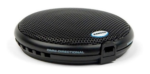 Samson Ub1 Microfono Omnidireccional Usb Tipo Plato