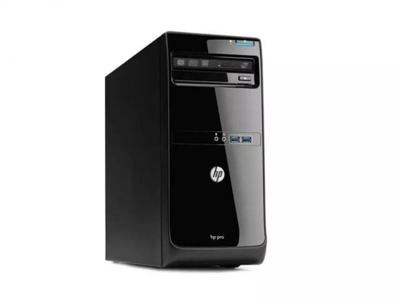 Desktop Hp - Core I3 - 3.3 Ghz - 4gb-hd 500 Gb