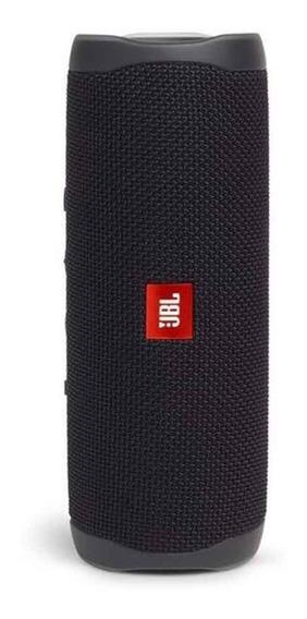 Speaker Portátil Jbl Flip 5 - Preto 100% Original