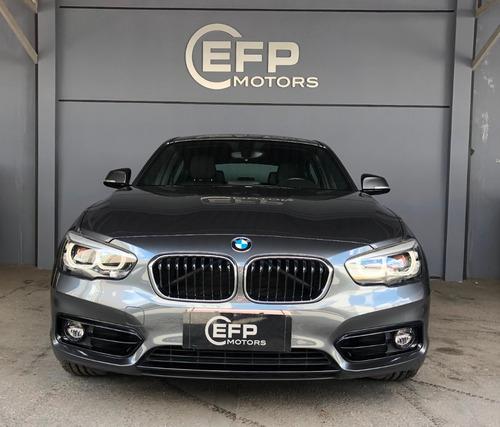 Bmw 120 Sport Gp Activeflex 2019/2019 Na Garantia De Fabrica
