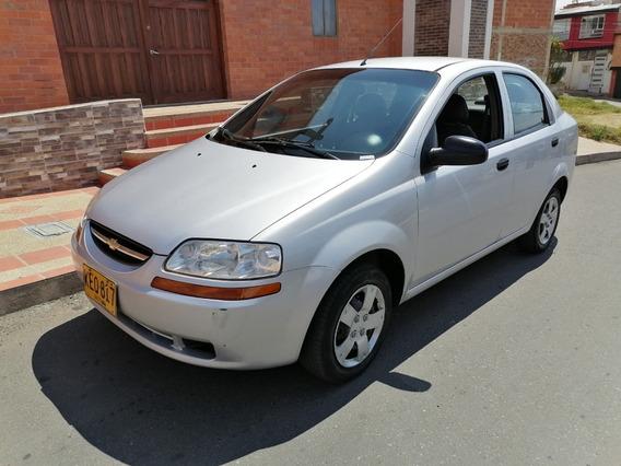 Chevrolet Aveo Excelente Estado, Único Dueño, Aire Acondicio