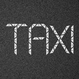 Kit Palabra Taxi - Placa