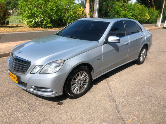 Mercedes E350 2012 Blindado