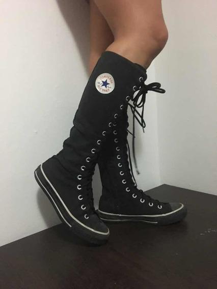 Zapatillas Botas Altas Converse Originales Talle 36 Mujer