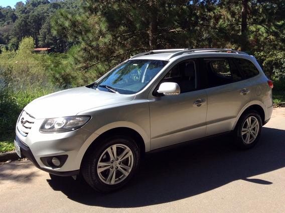 Hyundai Santa Fé 3.5 V6 285hp 2011 - 2º Dono - Impecável