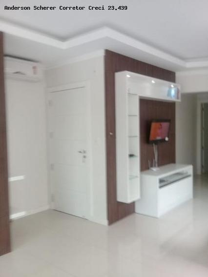 Apartamento Para Temporada Em Itapema, Meia Praia, 3 Suítes, 4 Banheiros, 2 Vagas - Mh401_1-1044988