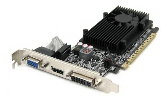 Placa De Vídeo Nvidia Geforce Gt-520 1gb Ddr3