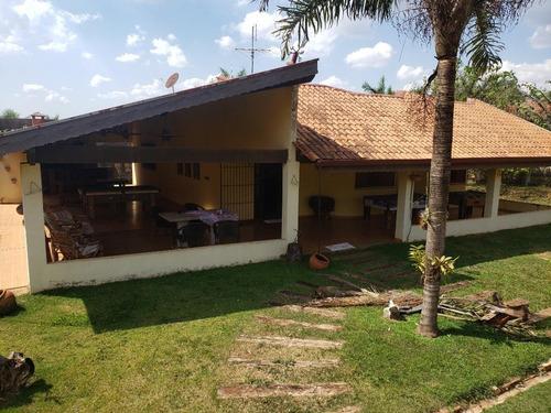 Chácara Com 3 Dormitórios À Venda, 1000 M² Por R$ 650.000,00 - Parque Das Palmeiras - Artur Nogueira/sp - Ch0042