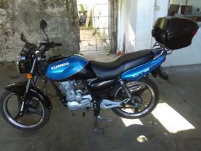 Moto Yumbo Gts 125 Impecable