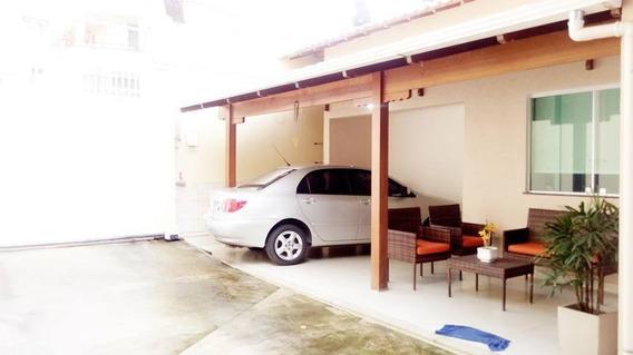 Casa Com 3 Quartos Para Comprar No Serrano Em Belo Horizonte/mg - Ibh1227