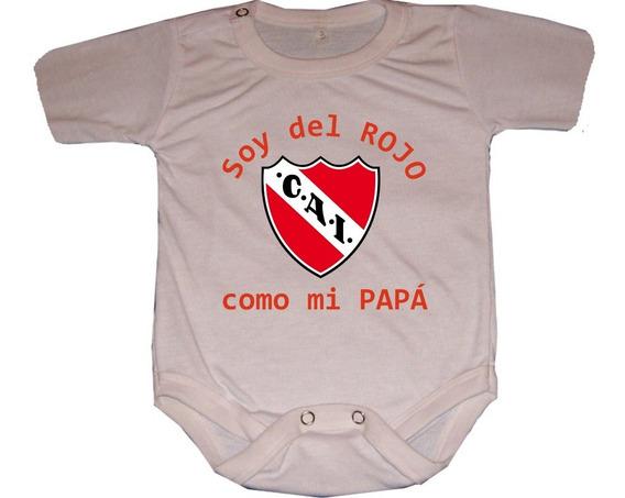 Bodys Para Bebés Independiente - Como Mi Papá