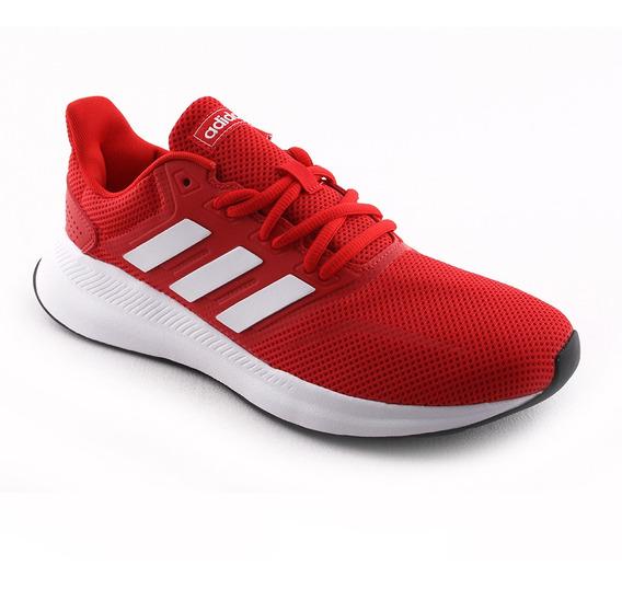 Zapatilla Running Runfalcon Roj/ne/bl adidas Hombre