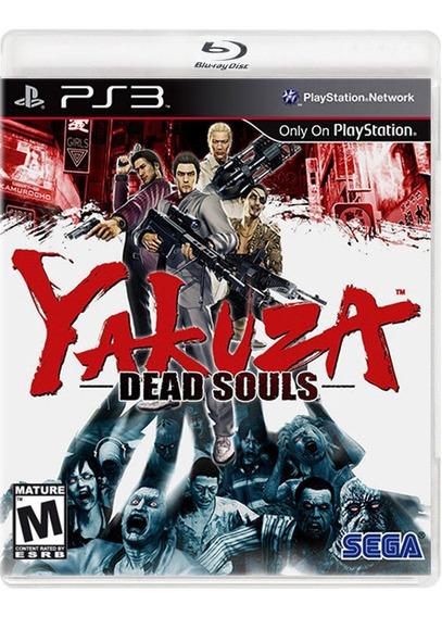 Yakuza Dead Souls - Playstation 3 - S. G.