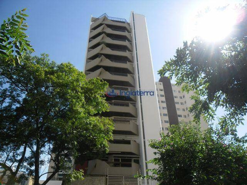 Apartamento Residencial Com 4 Dormitórios À Venda, 213 M² Por R$ 750.000 - Centro - Londrina/pr - Ap0410