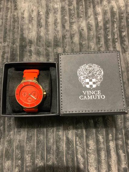 Reloj Vince Camuto Dama Red