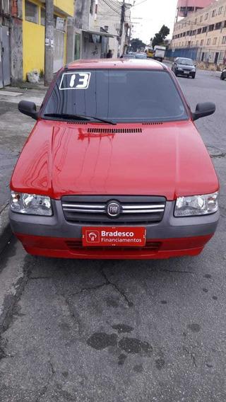 Fiat Uno Mile Economy Fire