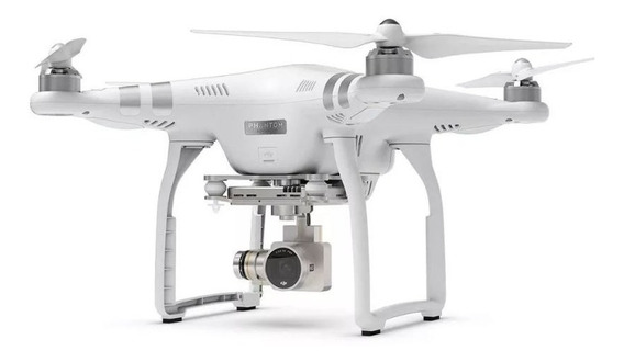 Drone Dji Phantom 3 Advanced + Mochila Rise
