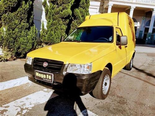 Fiat Fiorino Furgão 1.3 Flex Basico Amarelo Km Original 2011