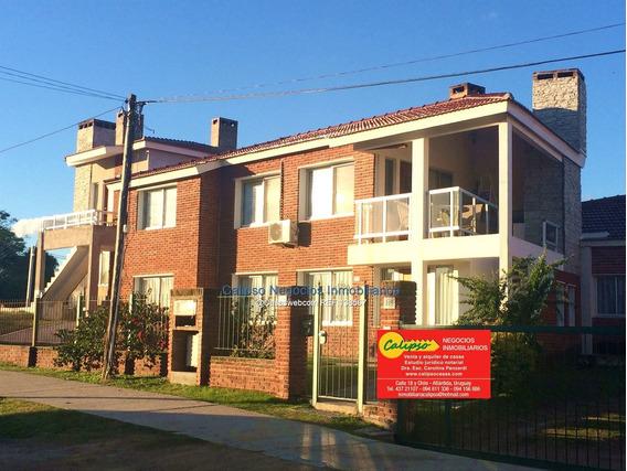Alquiler Anual - 2 Dormitorios - Inmobiliaria Calipso