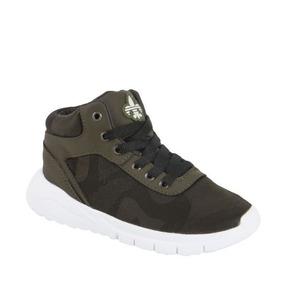 Tenis Casual Tipo Bota Urban Shoes Lack Id-820989 Pu19 G
