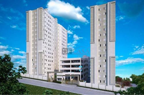 Imagem 1 de 9 de Residencial Cerejeiras - Apartamentos Minha Casa Minha Vida Em Itaquera - Ap5357