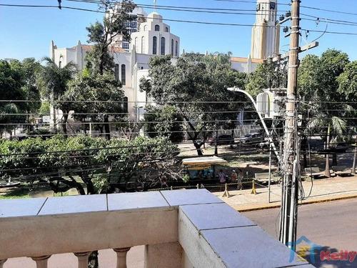 Apartamento Com 3 Dormitórios À Venda - Centro, Presidente Prudente/sp - 1687