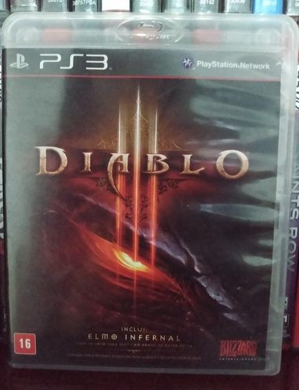Diablo 3 Ps3 Original Completo | Parcelamento Sem Juros