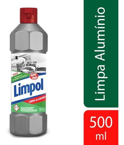 Limpa Aluminio Limpol 500ml