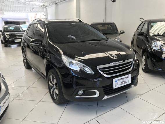 Peugeot 2008 1.6 Griffe Aut. 2016 Único Dono