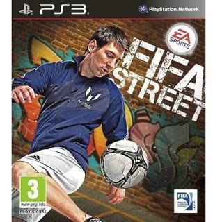 Juego Físico Original Fifa Street Ps3 Tienda/garantia